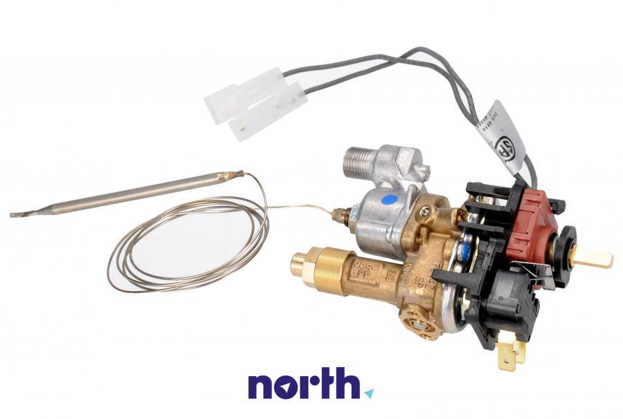 Zawór gazu piekarnika z termostatem do piekarnika Amica 8042907,0