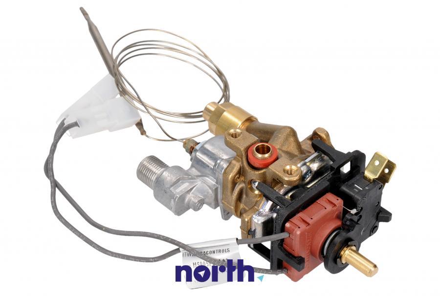 Zawór gazu piekarnika z termostatem do piekarnika Amica 8042907,2