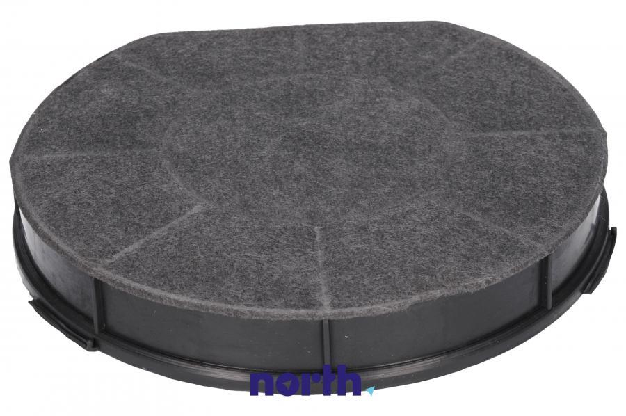 Filtr węglowy w obudowie okrągły do okapu Hotpoint Ariston FW-28,1