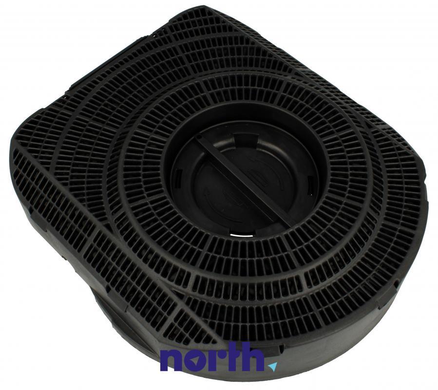 Filtr węglowy w obudowie okrągły do okapu Amica 1003100,1