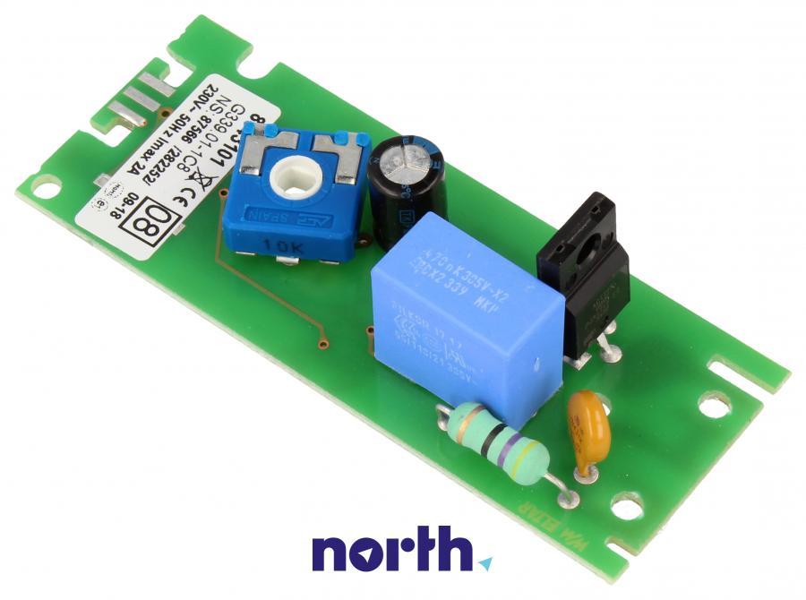 Płytka termostatu do lodówki Amica G339_C1 8043101,1