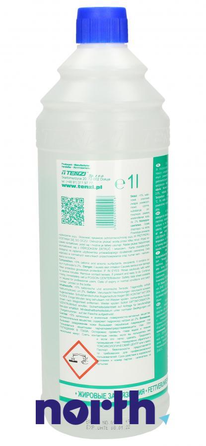 Środek do mycia zanieczyszczeń tłuszczowych w kuchni Tenzi Gran Bis 1l,1