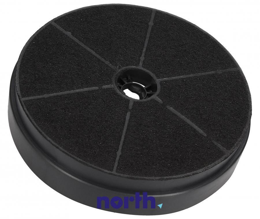 Filtr węglowy w obudowie okrągły do okapu Akpo FW-S,1