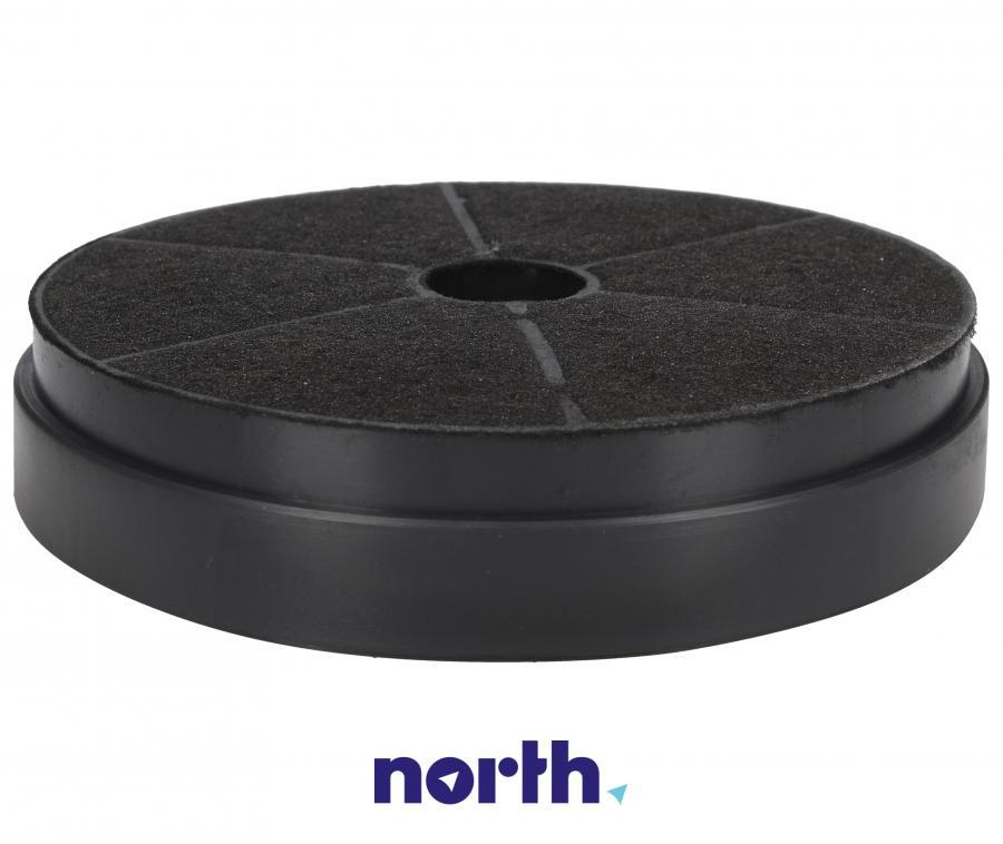 Filtr węglowy w obudowie okrągły do okapu Akpo FW-S,2