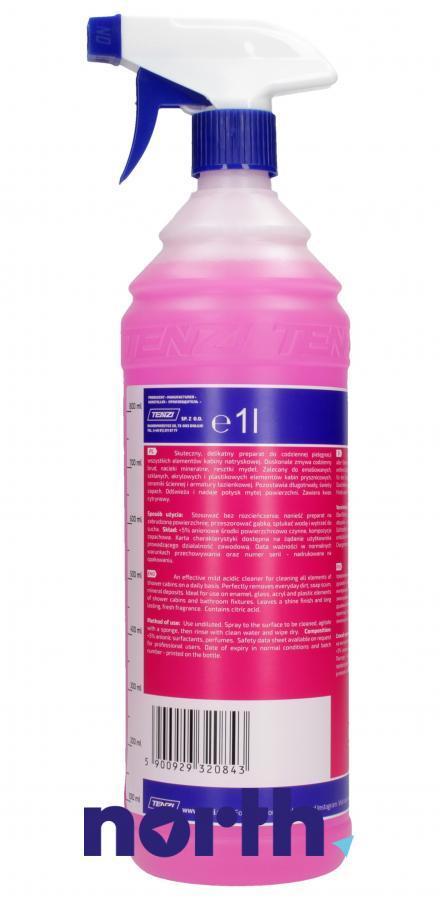 Płyn do mycia kabin prysznicowych Tenzi 0,6l,1