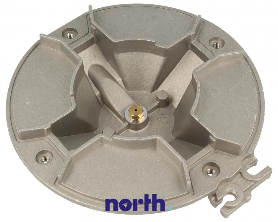 Podstawa palnika wok do płyty gazowej Amica 1032088,0