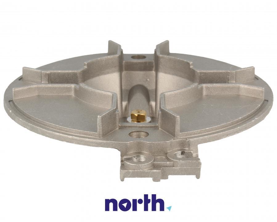 Podstawa palnika wok do płyty gazowej Amica 1032088,4