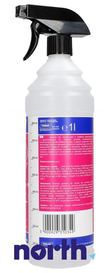 Środek do szybkiej dezynfekcji powierzchni Tenzi W68/600 1l,1