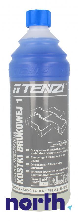 Płyn do doczyszczania kostki brukowej 1L TENZI,0