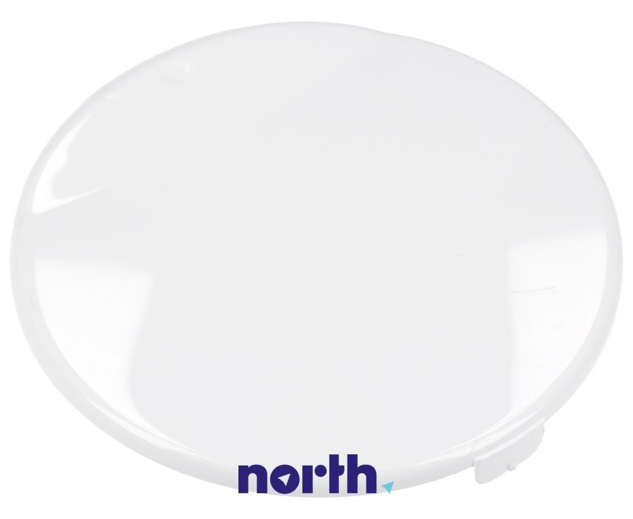 Klapka filtra pompy odpływowej do pralki Amica 8010497,0