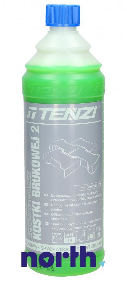 Środek do czyszczenia kostki brukowej TENZI DS08/001 1l,0