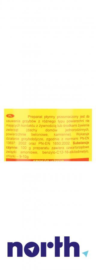 Środek do zmywania glonów, mchów i porostów TENZI 1L,3