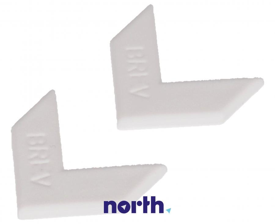 Uniwersalna uszczelka magnetyczna + klej 200cm x 100cm do lodówki,3