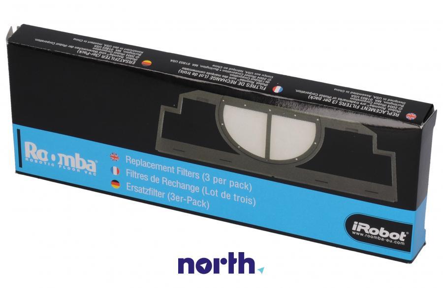 Filtr pojemnika na kurz do robota sprzątającego iRobot 66471,3