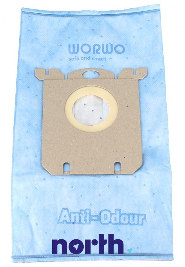 Worki S-Bag Anti-Odour ELMB01AO 4szt. do odkurzacza Electrolux,5