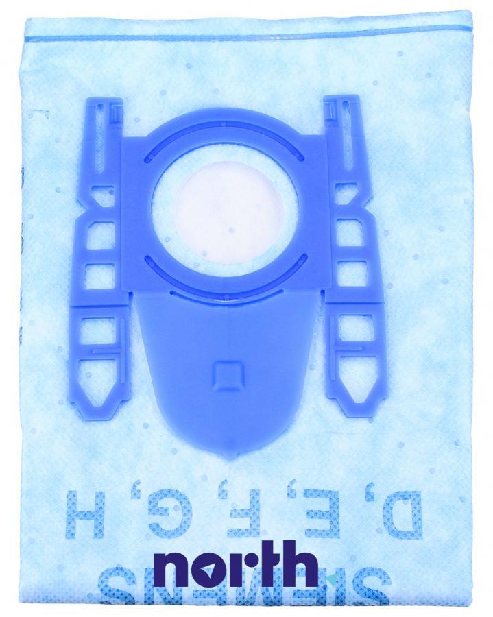 Worki Anti-Odour SBMB01AO 4szt. do odkurzacza Siemens,4