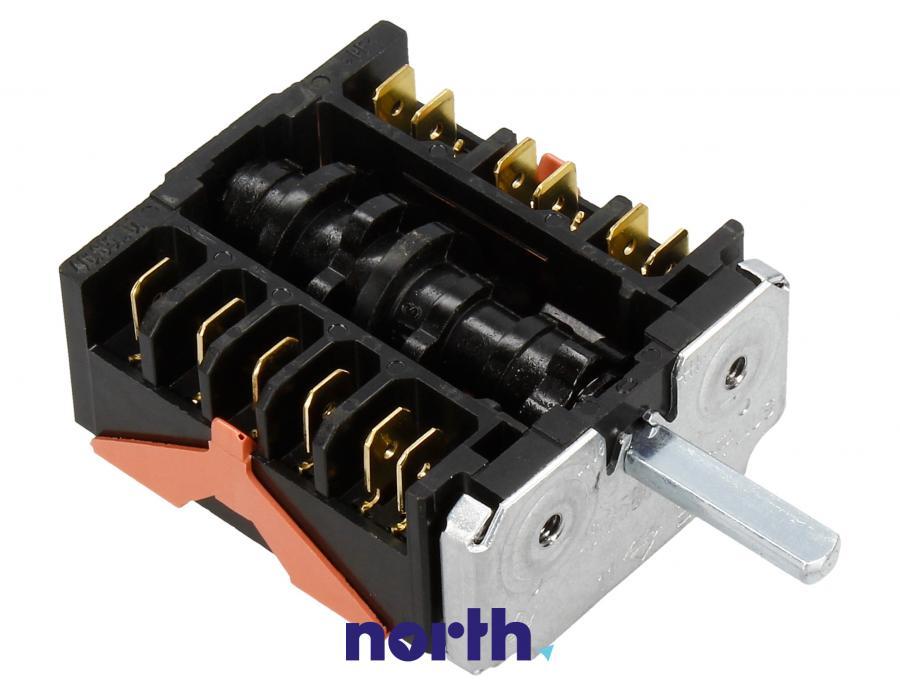 Przełącznik impulsowy funkcji do piekarnika Amica 8018052,0
