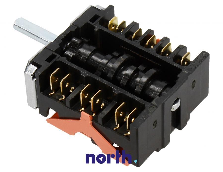 Przełącznik impulsowy funkcji do piekarnika Amica 8018052,1