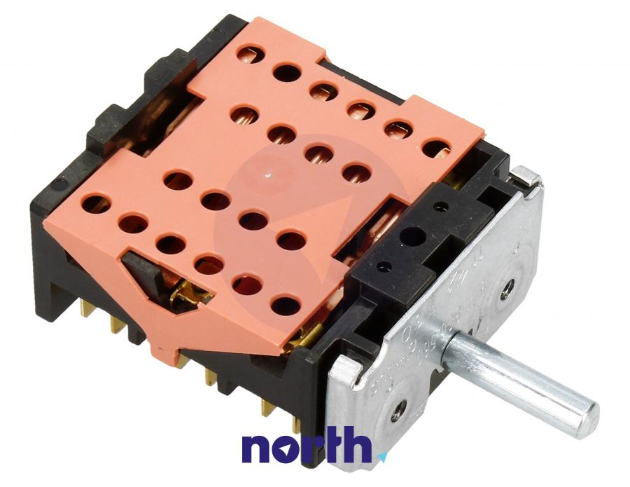 Przełącznik impulsowy funkcji do piekarnika Amica 8018052,2