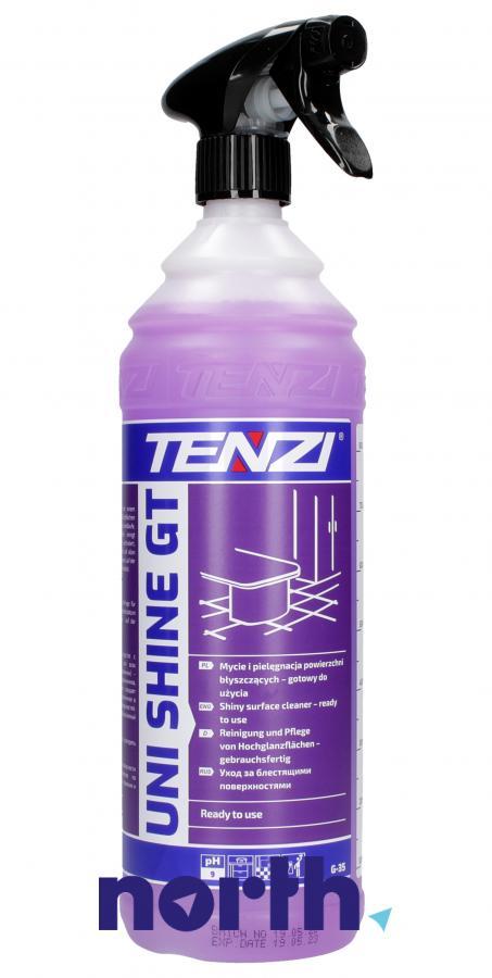 Uniwersalny środek do mycia i pielęgnacji powierzchni błyszczących TENZI G-35/001 1l,0