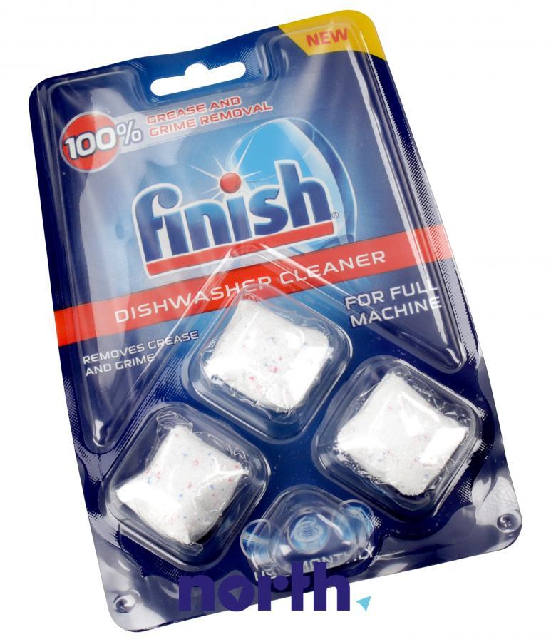 Tabletki do czyszczenia zmywarki Finish 3szt,0