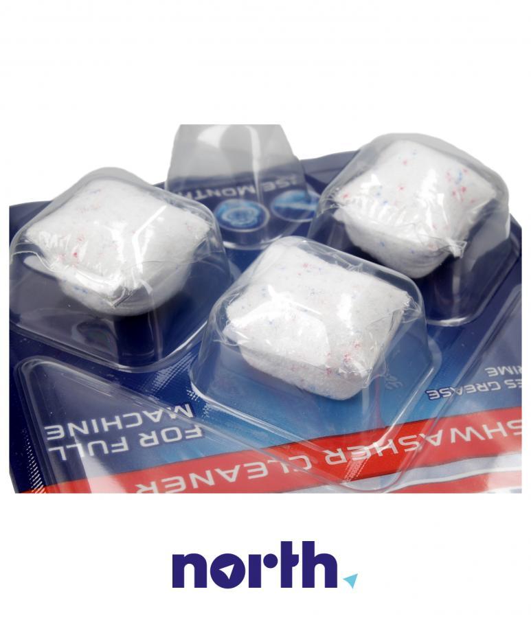 Tabletki do czyszczenia zmywarki Finish 3szt,2