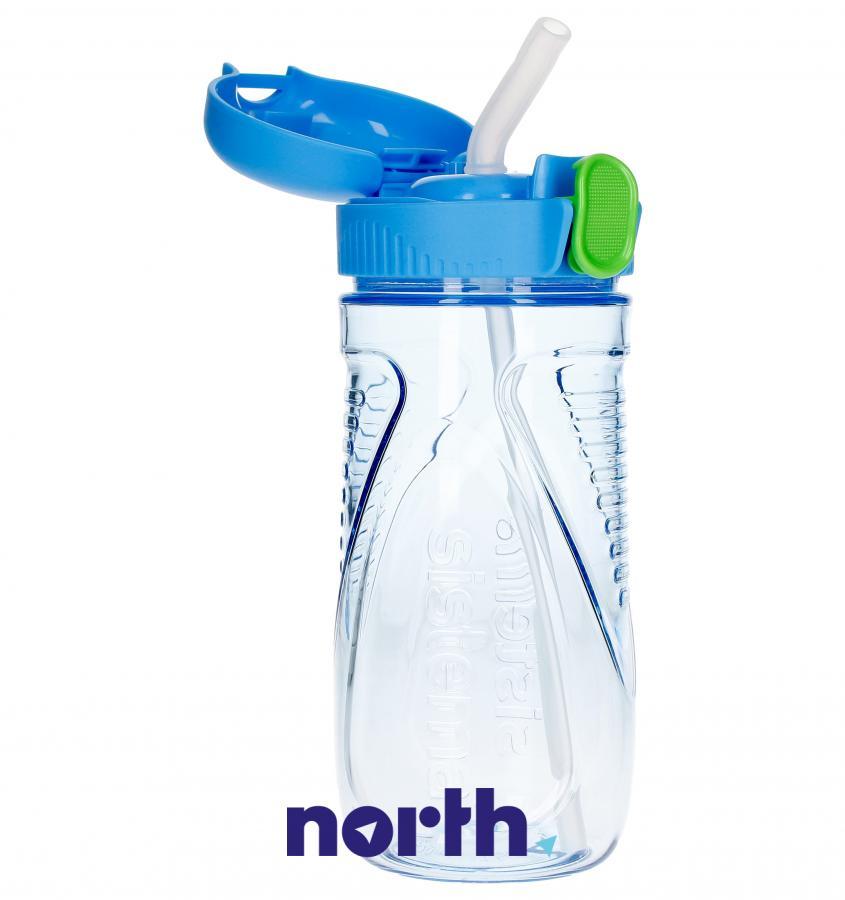 Butelka na wodę tritan quick flip 520ml Sistema,1