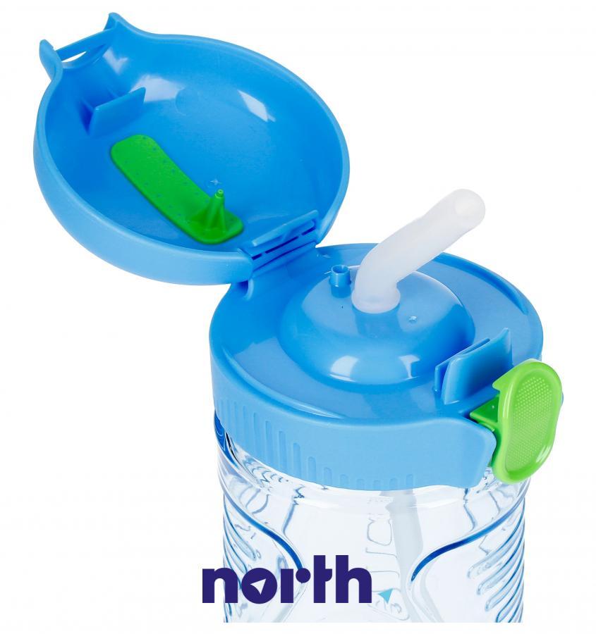 Butelka na wodę tritan quick flip 520ml Sistema,2