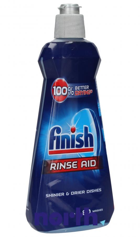 Nabłyszczacz Finish Rinse Aid 400ml do zmywarki,0