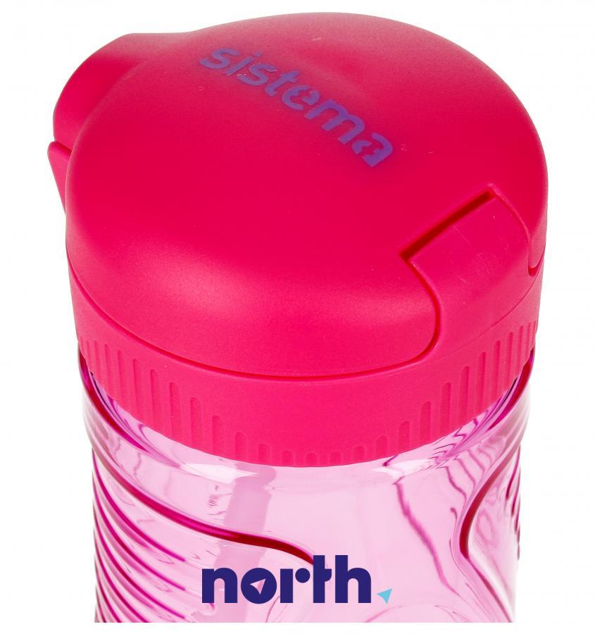 Butelka na wodę tritan quick flip 520ml Sistema,3