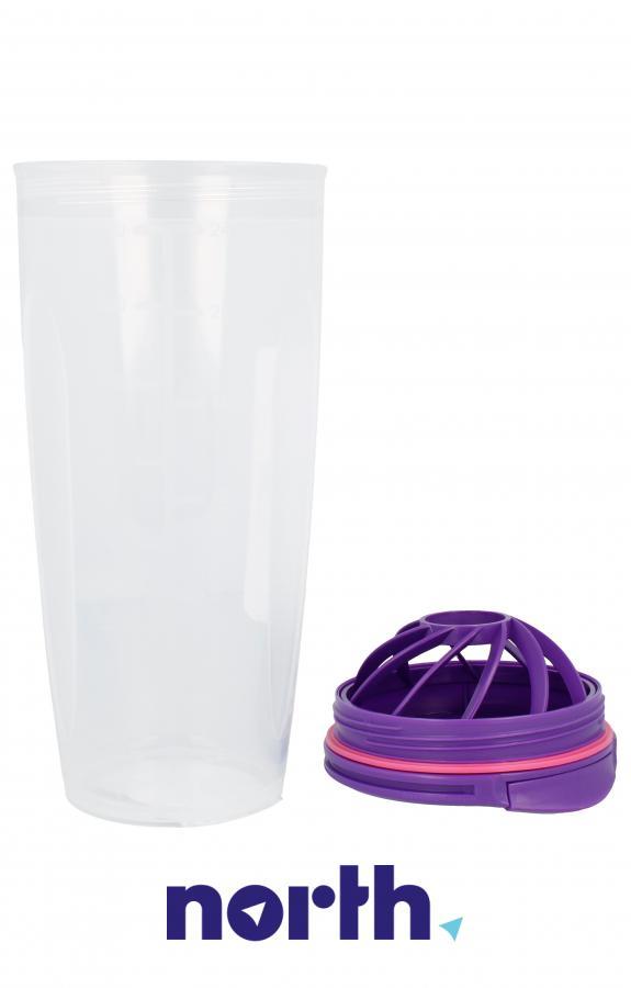 Shaker to-go 700ml Sistema,5