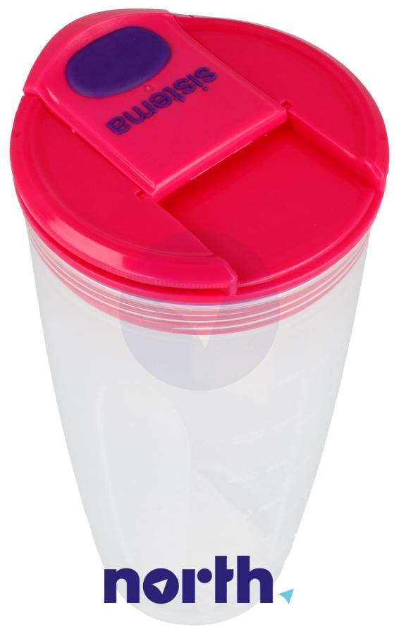 Shaker to-go 700ml Sistema,3