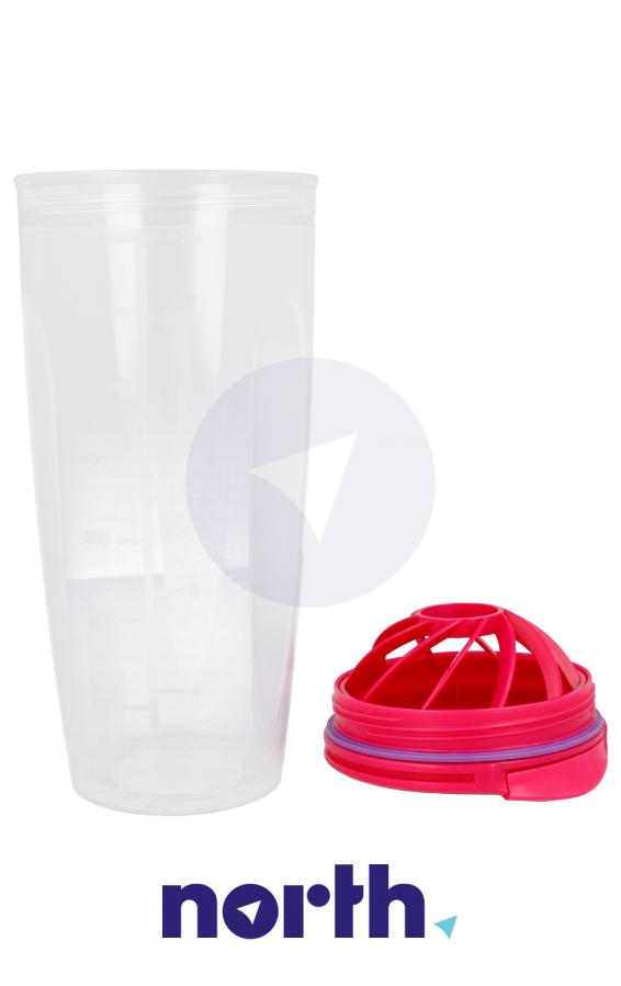 Shaker to-go 700ml Sistema,5