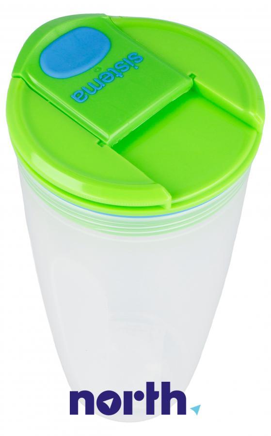 Shaker to-go 700ml Sistema,3