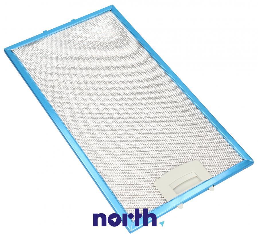 Filtr przeciwtłuszczowy kasetowy 37.5x20cm do okapu Amica 1016183,0
