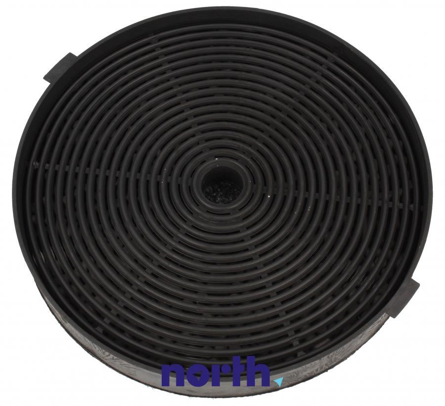 Filtr węglowy w obudowie okrągły do okapu Amica 1160663,0