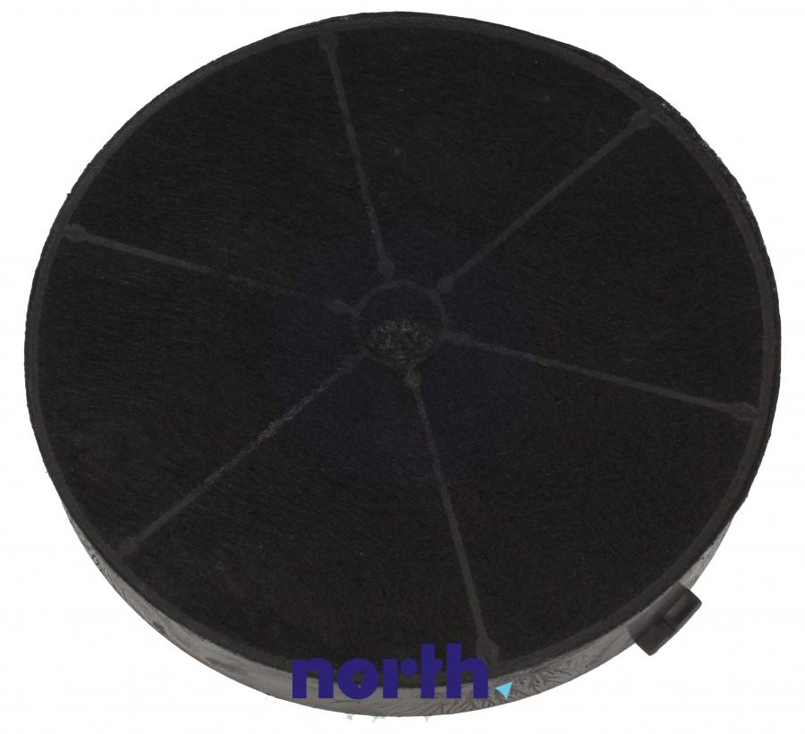 Filtr węglowy w obudowie okrągły do okapu Amica 1160663,1