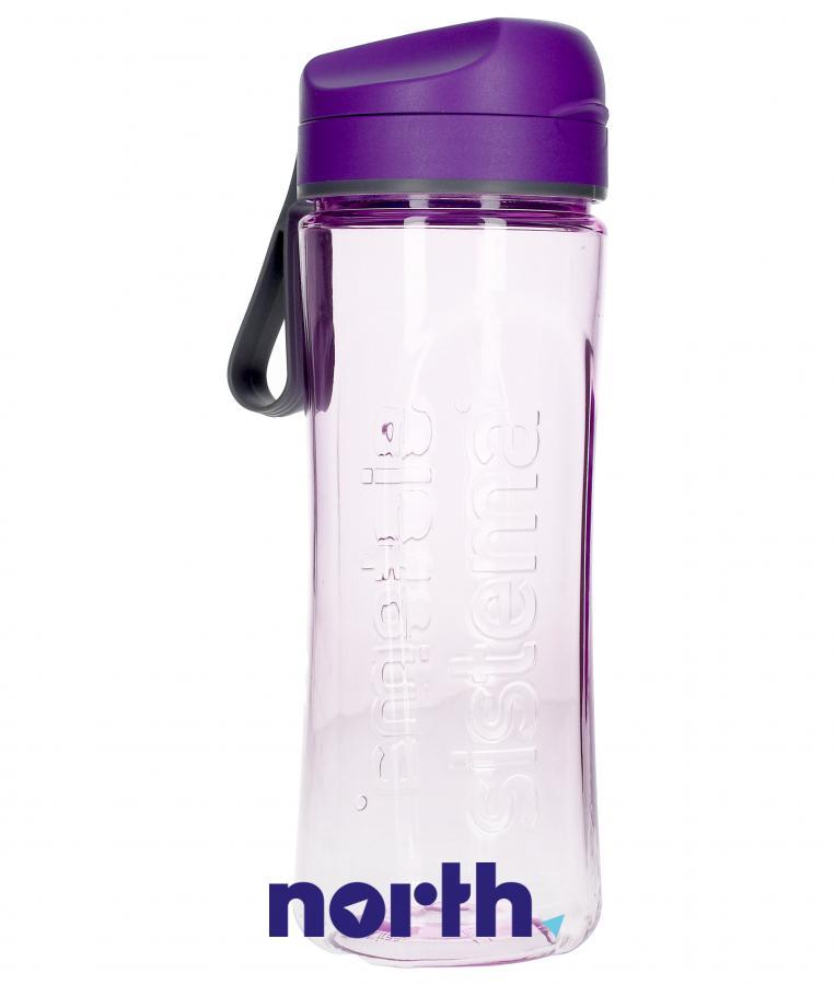 Butelka na wodę tritan Swift 600ml Sistema,0