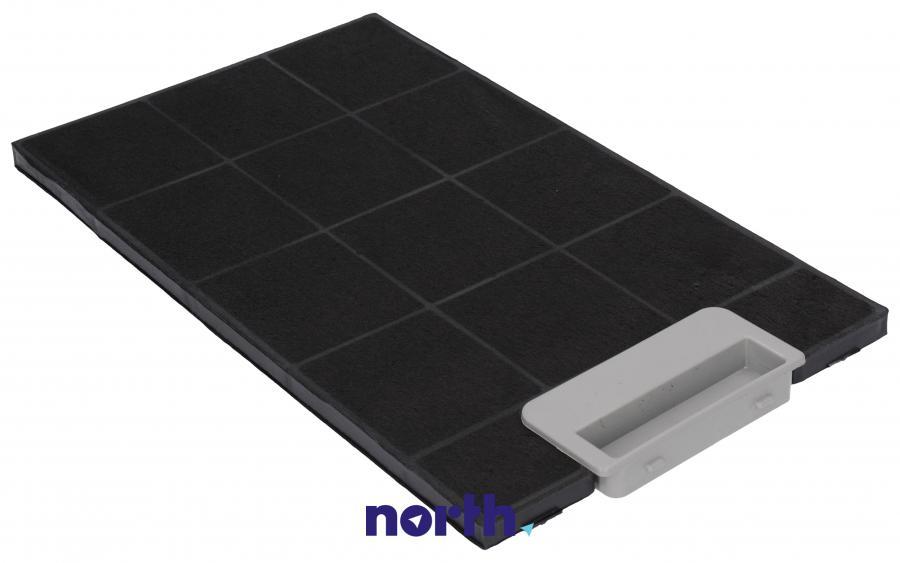 Filtr węglowy w obudowie kasetowy do okapu Amica 1160664,1