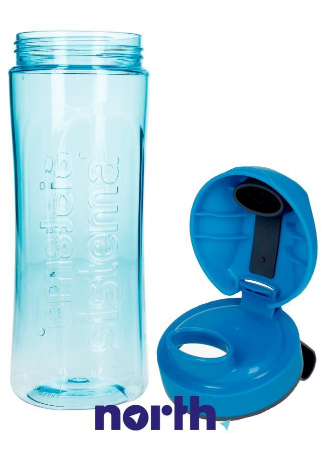 Butelka na wodę tritan Swift 600ml Sistema,4