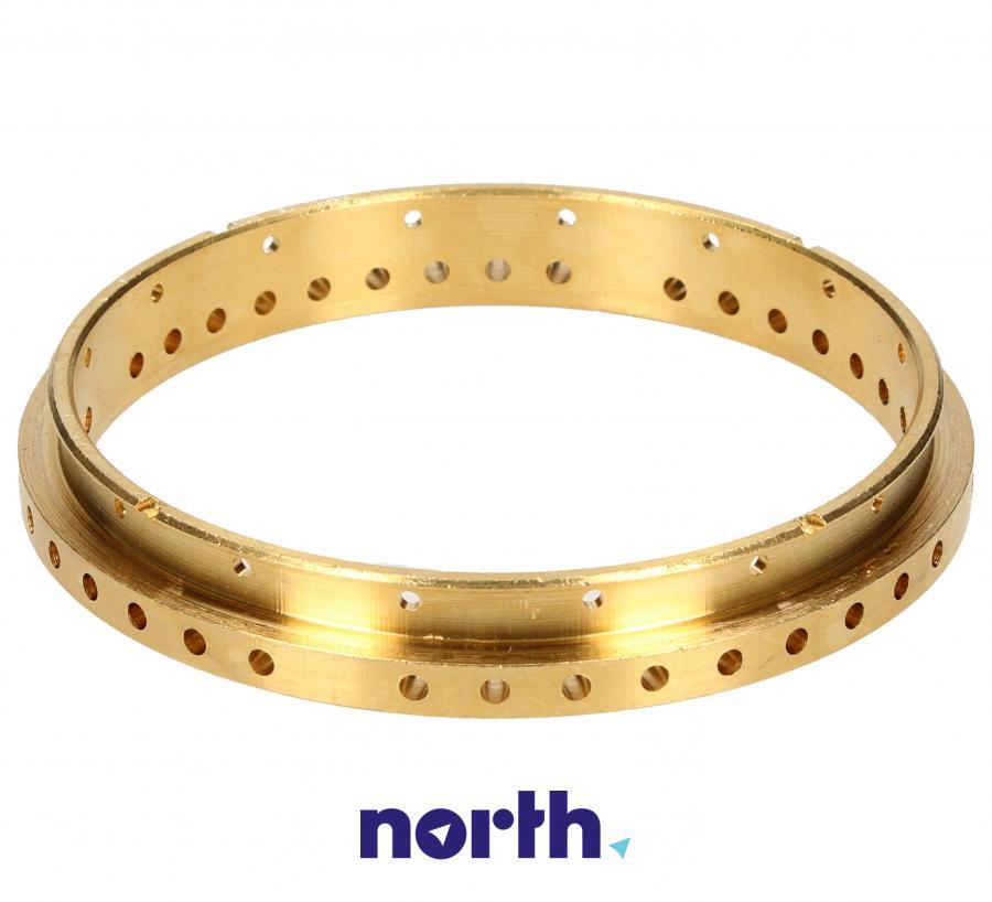 Pierścień palnika dużego do płyty gazowej Amica 8000255,1
