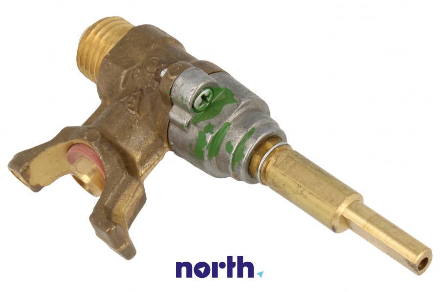 Zawór gazu małego palnika do kuchenki Amica 8000284,0