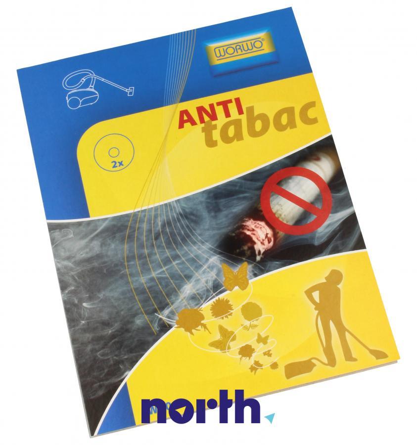 Wkład zapachowy anti-tabac 2szt. Worwo WZ06 do odkurzacza,0