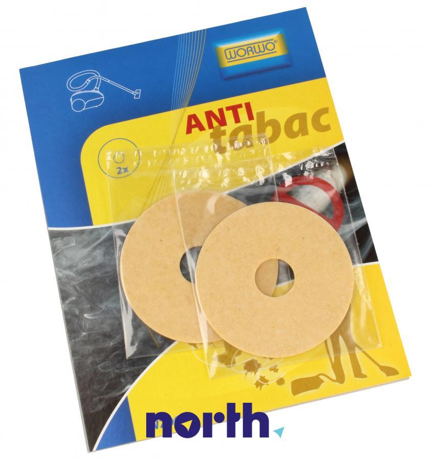 Wkład zapachowy anti-tabac 2szt. Worwo WZ06 do odkurzacza,2