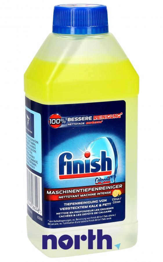 Płyn czyszczący Finish Calgonit 250ml do zmywarki,2