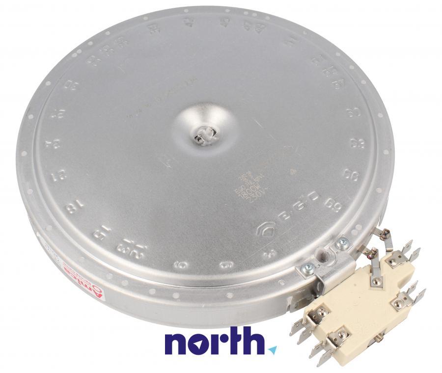 Średnie pole grzejne 1800W 180mm do płyty grzewczej Amica 8001771,1