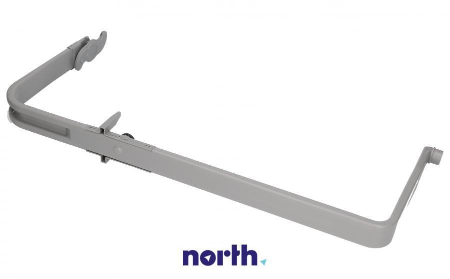 Rura ramienia spryskiwacza z uchwytem i spryskiwaczem sufitowym kompletnym do zmywarki Amica 1032008,1