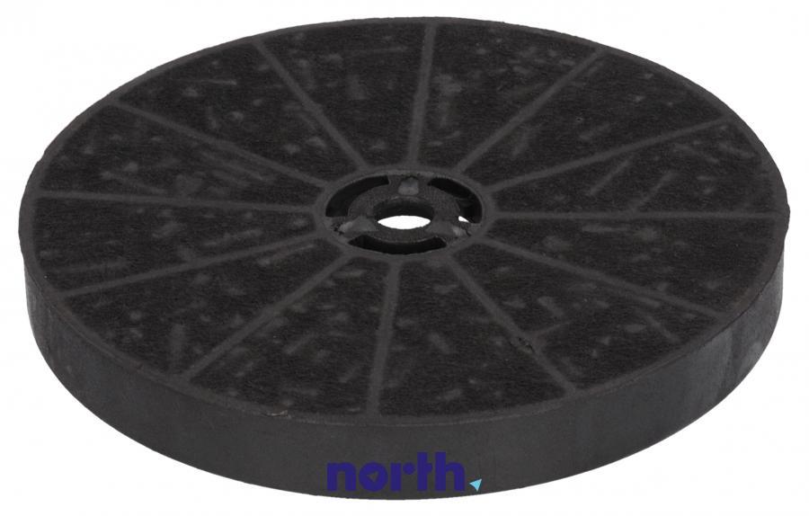 Filtr węglowy w obudowie okrągły do okapu Amica 1160552,1