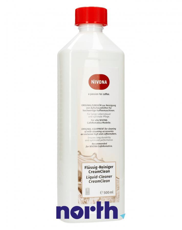 Płyn do czyszczenia obiegu mleka do ekspresu 500ml Nivona NICC705,0