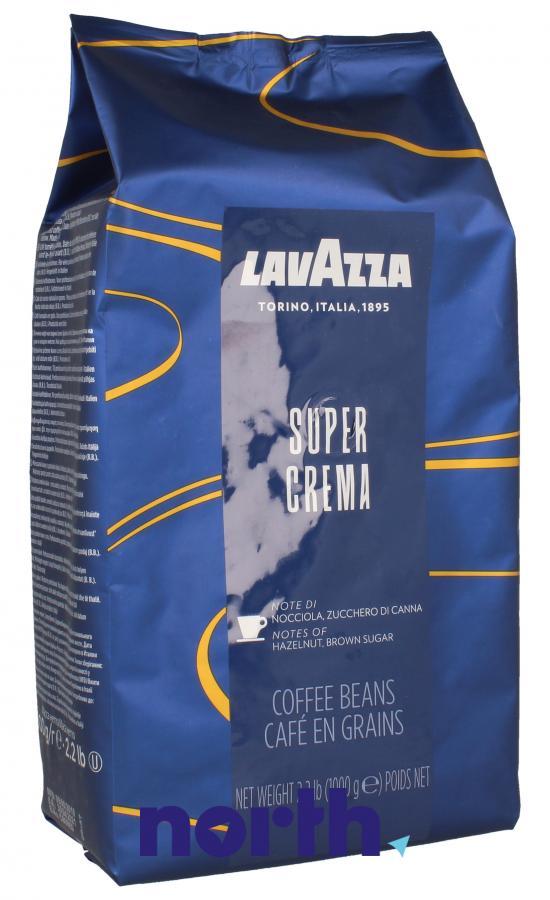 Kawa ziarnista 1000g Lavazza Super Crema,0